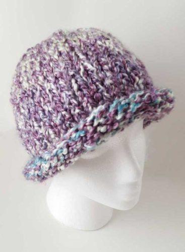 Handknit-Hat-Tudor