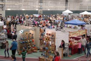 craft show schedule USM Spring Show