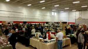 craft show schedule Westbrook Armory